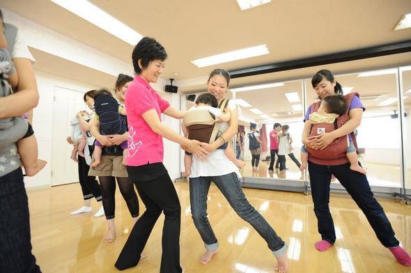ベビーダンス写真kyouyuu photo