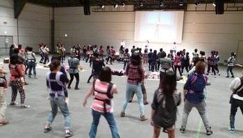 横浜そごう ベビーダンスイベント