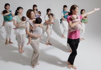 ベビーダンス